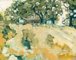 A Morning Walk by Oak Creek by Jennifer Lommers