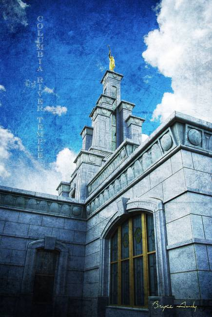 Columbia River Temple