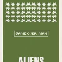 """""""Aliens"""" by BrickHut"""