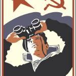 Soviet Union Communist Communism USSR Russia Sailo by Leo KL