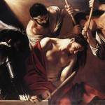 Caravaggio The Crowning With Thorns by Leo KL