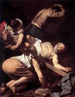 Caravaggio The Crucifixion Of Saint Peter