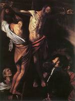 Caravaggio The Crucifixion Of St Andrew