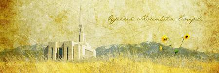 Oquirrh Mountain Temple (panorama)