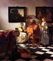 Musical Trio by Vermeer