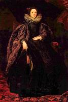 Portrait of Marchesa Balbi by Anthony van Dyck