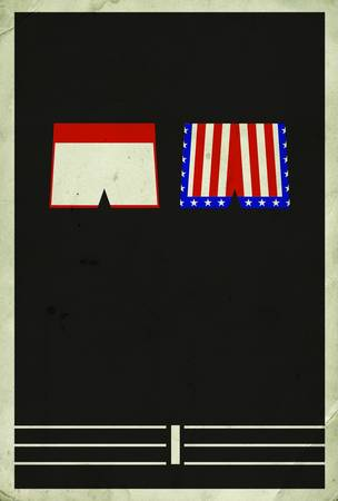 Rocky Minimalist Movie Posters