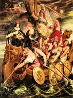 The Medicis by Peter Paul Rubens