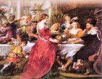 The Festival of Herod by Peter Paul Rubens