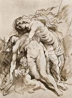 The Death of Adonis by Peter Paul Rubens