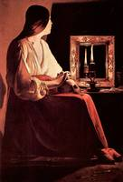 Mary Magdalene by Georges de La Tour