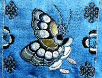 Chinese Butterfly Silk