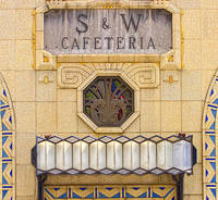 S&W Cafeteria Entrance Design
