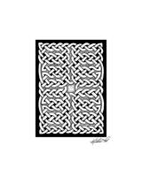 Celtic Knotwork Subdivision