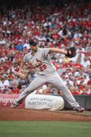 Chris Carpenter On the Mound