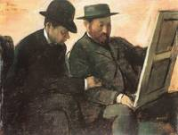 Edgar Degas Amateurs