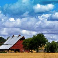 Rural Oregon by Laura Mountainspring