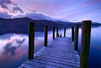 The Lake District - Dewentwater and Cat Bells