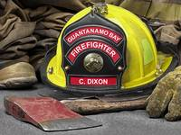 Guantanamo Bay Firefighter Dixon