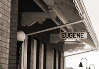 Eugene Train Station