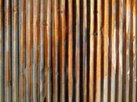 Corrugated Rust