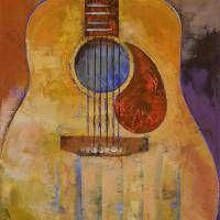 """""""Acoustic Guitar"""" by creese"""