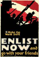 Make The World Safe Enlist Now