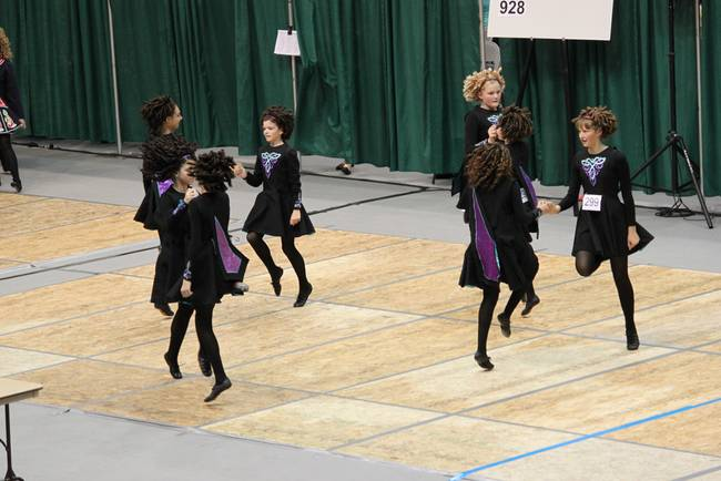 Crossroad Irish Dance Feis 2010