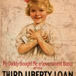 My Daddy Bought Me Third Liberty Loan 1 by Leo KL