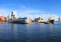 Norfolk VA waterfront