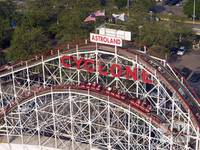 Cyclone Roller coaster