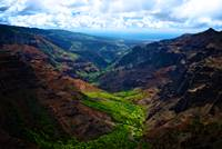 Waimea Canyon Ocean Vista