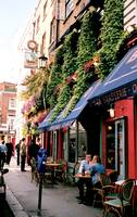 Sidewalk Cafe London U.K.
