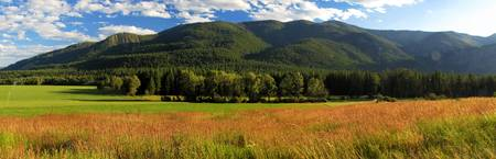 Methow Valley Afternoon