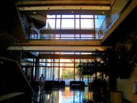 Main Hall in LSRC Building
