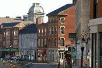 Boothby Square in the Old Port