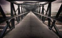 Pedestrian bridge - Grand Junction, Colo.