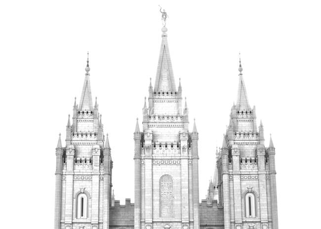 salt lake city temple by katiebphoto 2008