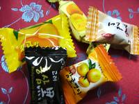 Korean candies