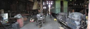 Rail Shop Panorama