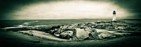 Peggy's Cove Pano I No Tourists Crop Flickr