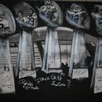 Dallas Cowboy Stadium Art Prints & Posters by Richard Nunez