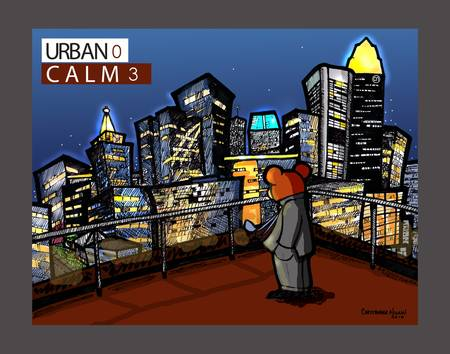 Urban Calm by Christopher Nunn