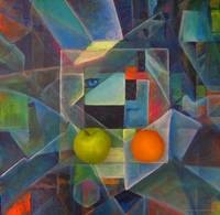 Apples 2 Oranges By RD Riccoboni