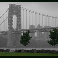 George Washington Bridge by Thirteenth Avenue Photography