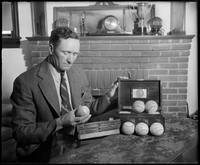Presidential Baseballs for Cooperstown