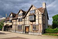 Shakespeare's memorial home