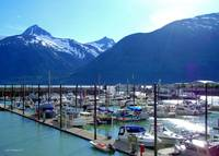 Alaskan Waterfront