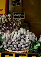 Sarlat--saucisson sec (wild boar and fig)