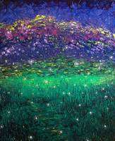 Fireflies on the Green